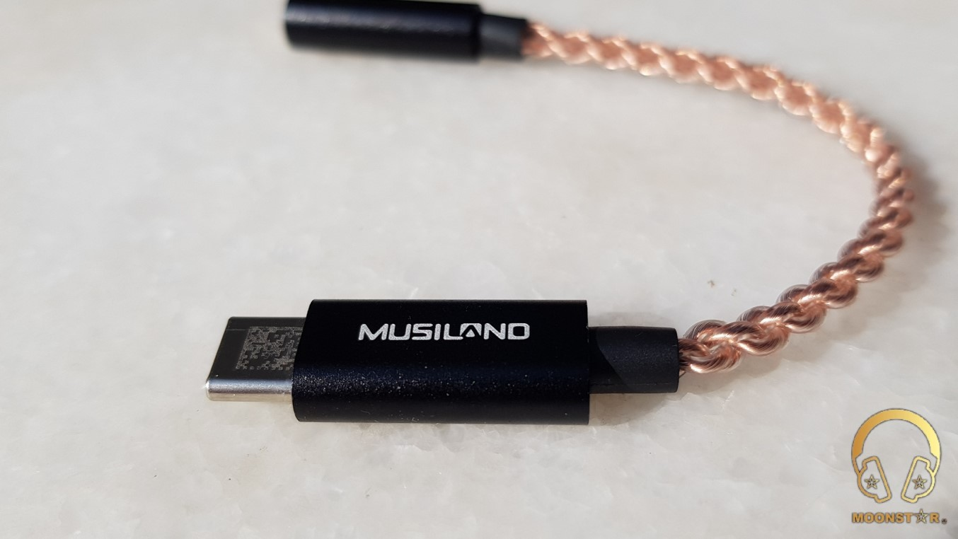MUSILAND MU1 USB Type-C to 3.5mm DAC/AMP Adaptor Review