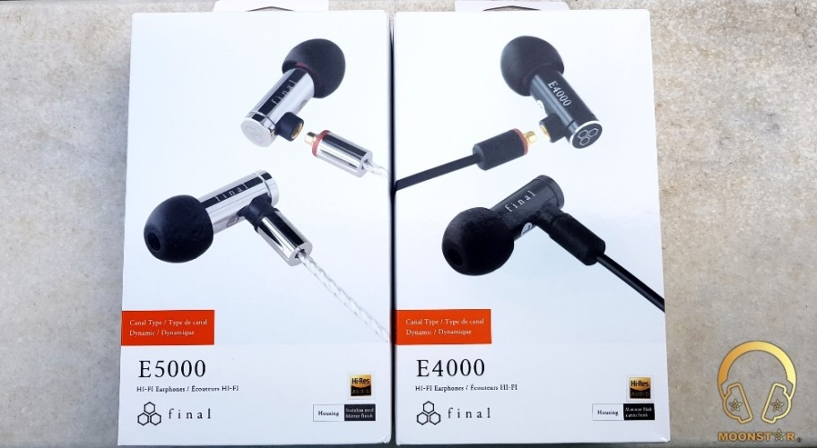 Final E5000 vs Final E4000; The Comparative Review