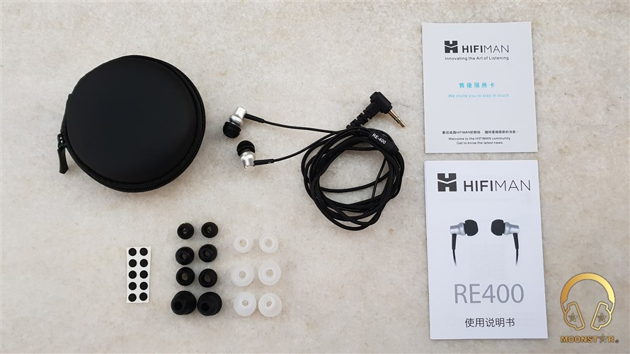 Hifiman RE400 Waterline Review