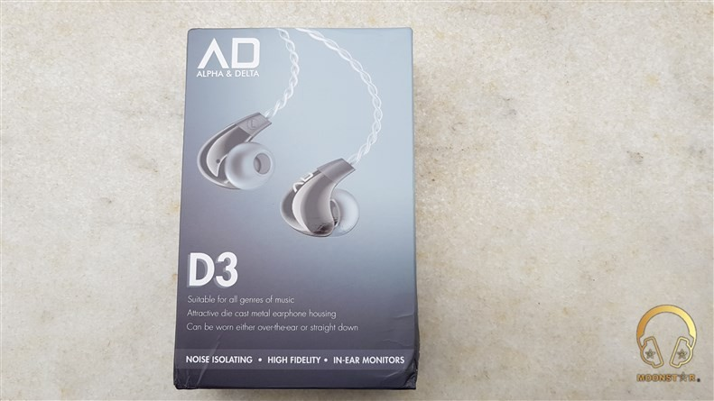 Alpha & Delta D3 Review
