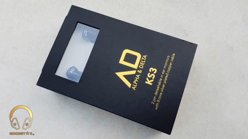 Alpha & Delta KS3  In-Ear Monitor Review
