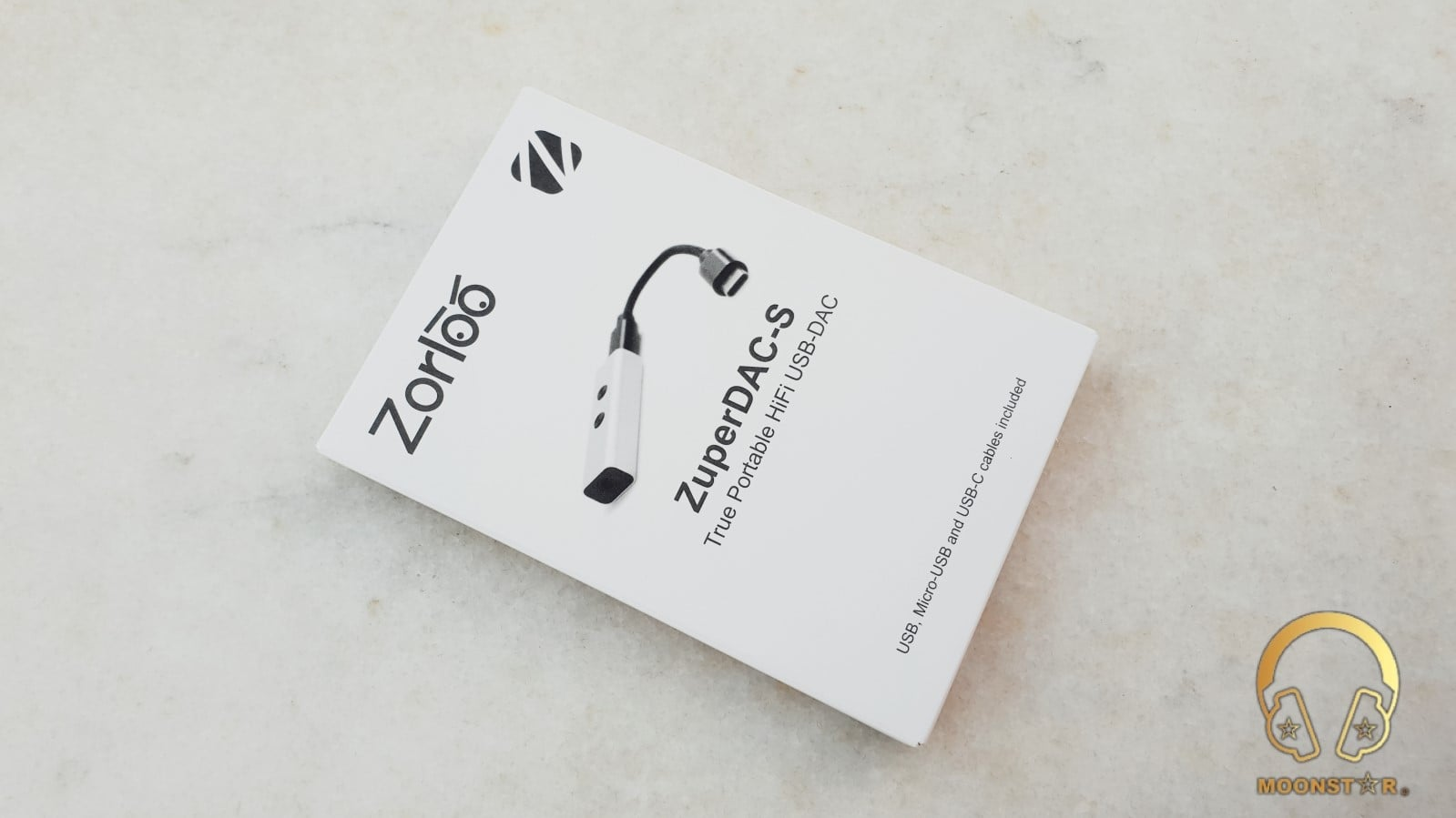 Zorloo ZuperDAC-S  Portable DAC/AMP Review