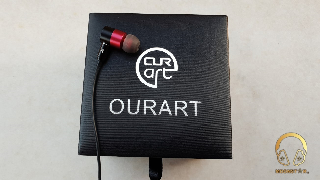 OURART Wine In-Ear Monitor Review