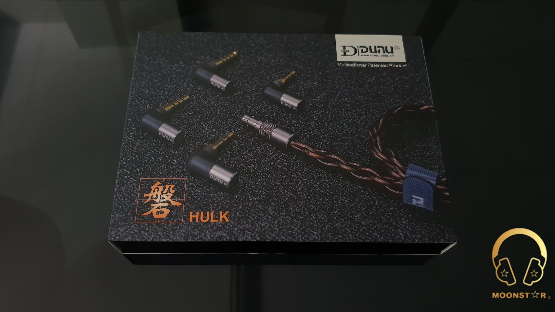 DUNU HULK Cable Review