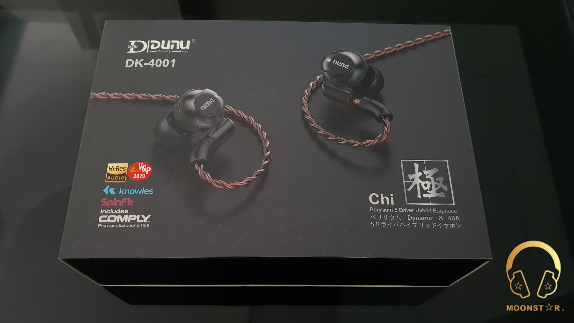 DUNU DK4001 In-Ear Monitor Review